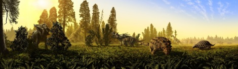 Megaherbivorous-Dinosaurs-Alberta